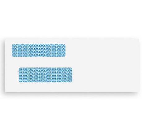 5029bb ss two window self seal envelope for 2 window envelope