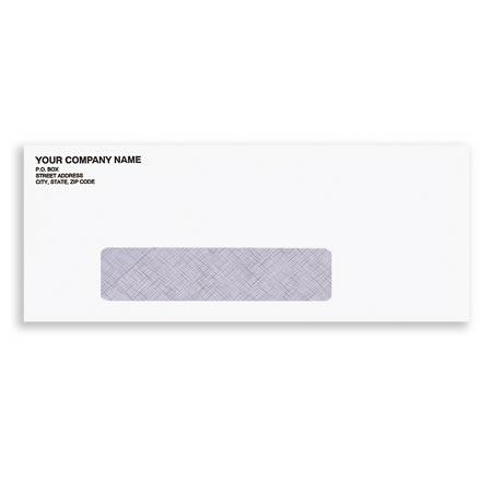 ENV Automotive Invoice Envelope - 9 invoice envelopes